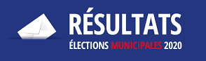 Résultats élections du 15 mars 2020